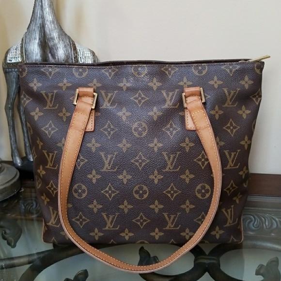 79bf13ab93689 Louis Vuitton Handbags - Authentic Louis Vuitton Cabas Piano